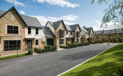 Moor Park, Lancaster – residents move in