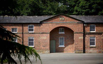 The historic Quarter at Alderley Park