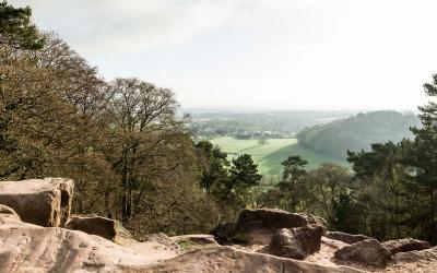 Views from Alderley Skies