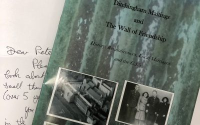 Ditchingham Maltings & the Wall of Friendship Book
