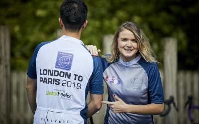 London to Paris Cycle Ride 2018