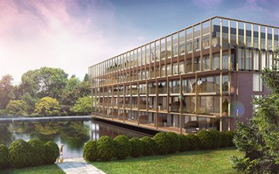 Unveiling the Water Garden Apartments