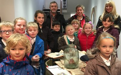 Time Capsule Found at Otley Site
