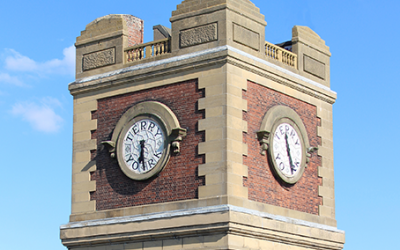 SUMMER LAUNCH FOR YORK CLOCK TOWER